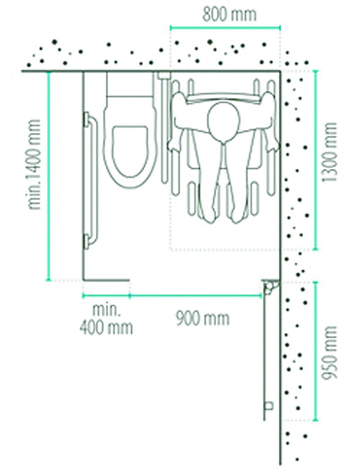 qu est ce que la norme pmr upperside immo. Black Bedroom Furniture Sets. Home Design Ideas