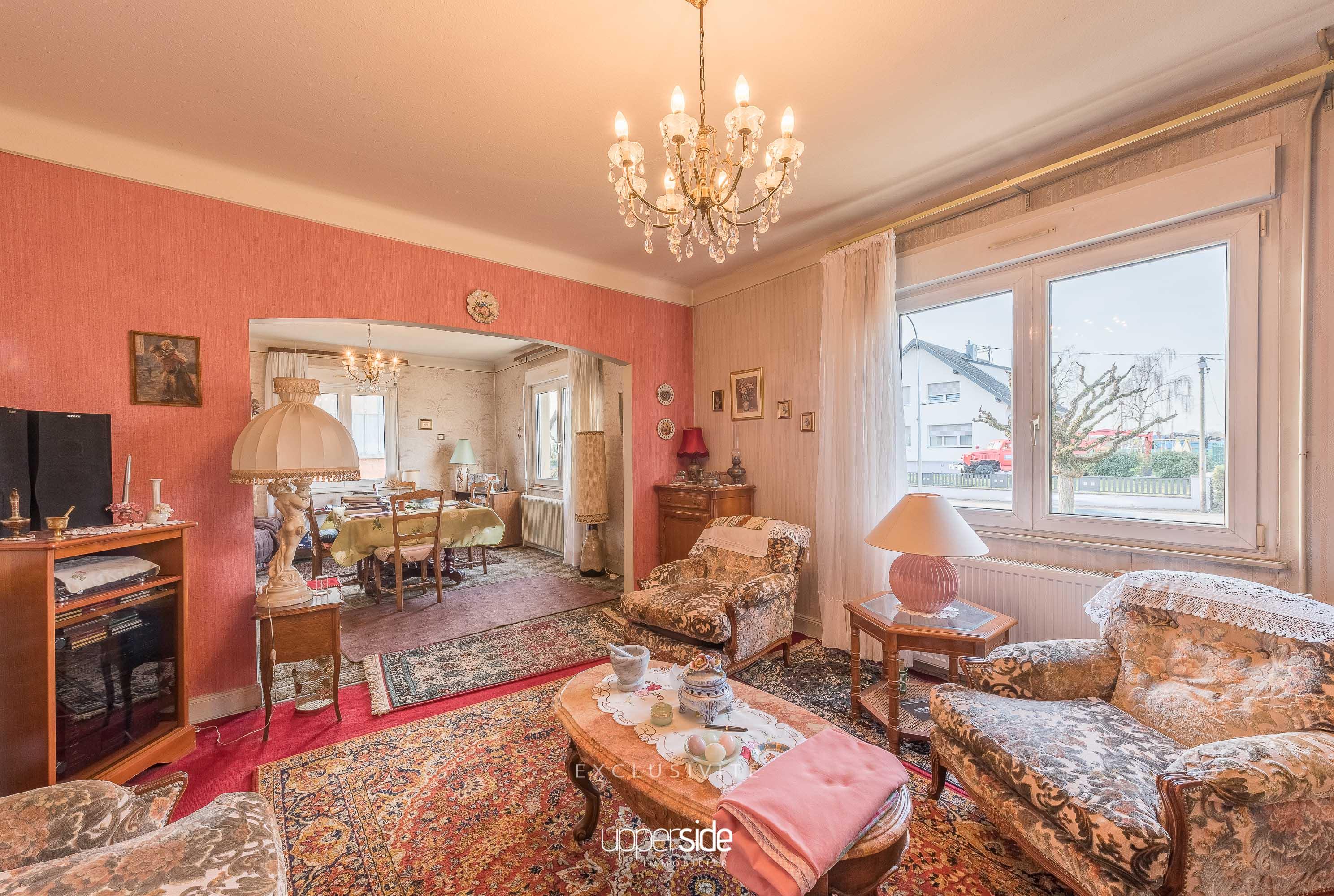 MOSTRA – Maison 4/5p avec jardin à rénover Image