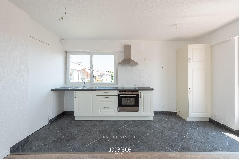 JULIETTA – Appartement terrasse 3p entièrement rénové + Garage Image