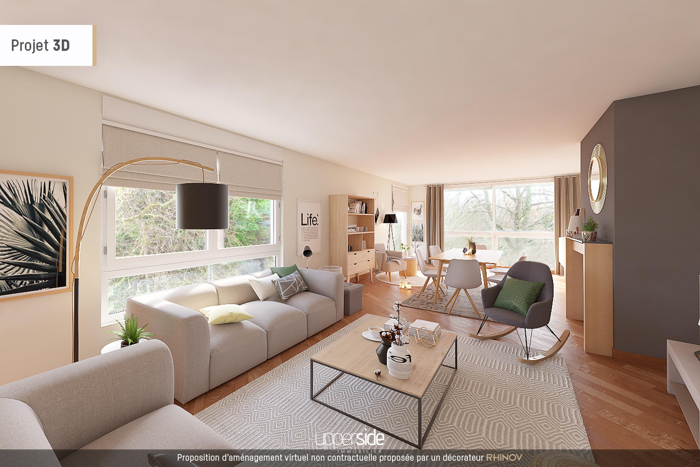 DAQUIN – Rare : lumineux duplex 6/7 pièces de 180m2, calme et sans vis-à-vis Image