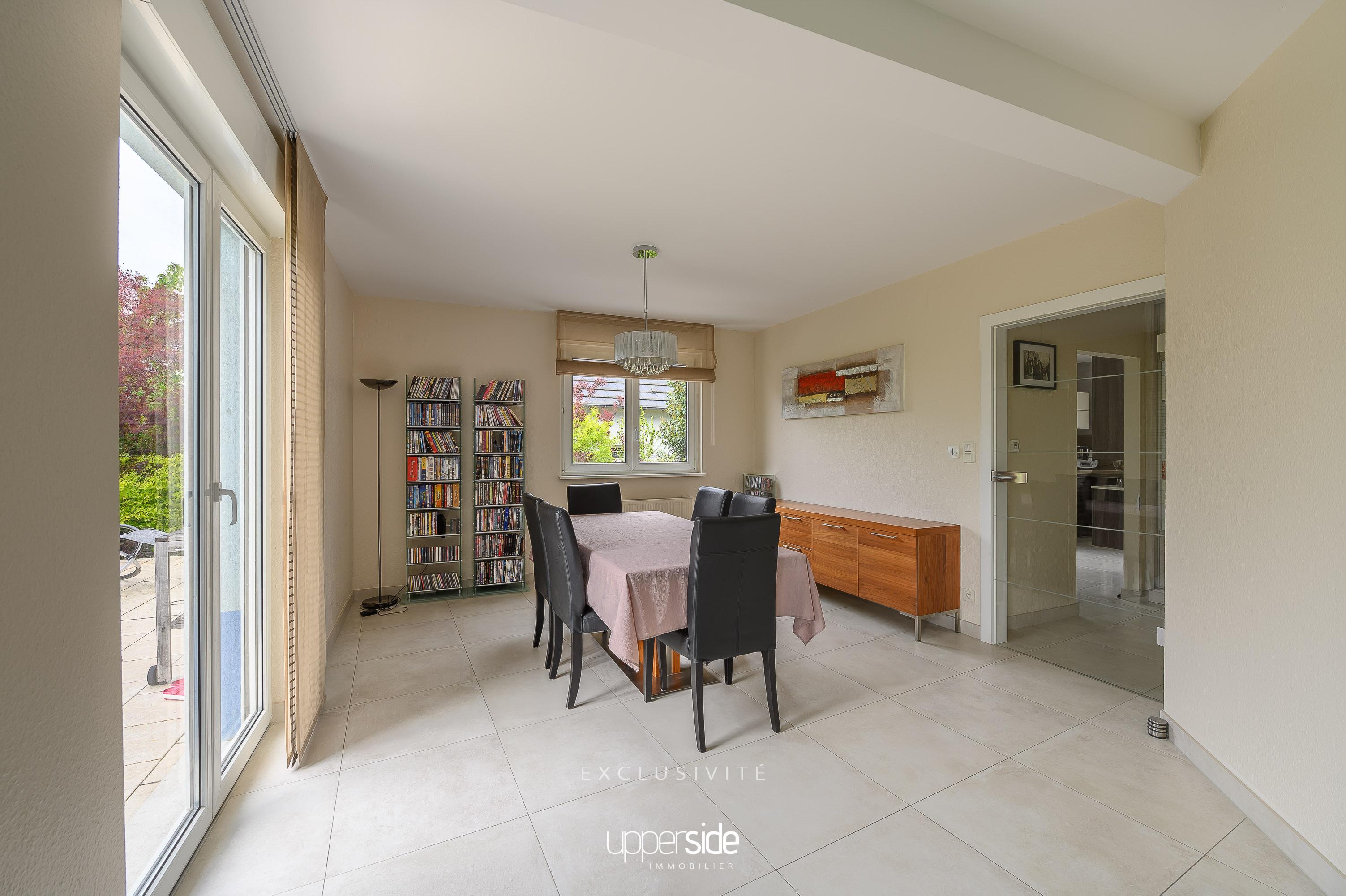 TOSCA – Une maison 5/6 pièces au calme avec garage double Image
